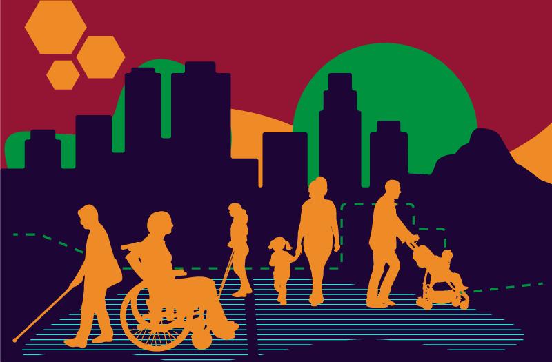 Logo do Curso Acessibilidade em espaços urbanos
