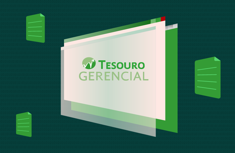 Logo do Curso Tesouro Gerencial