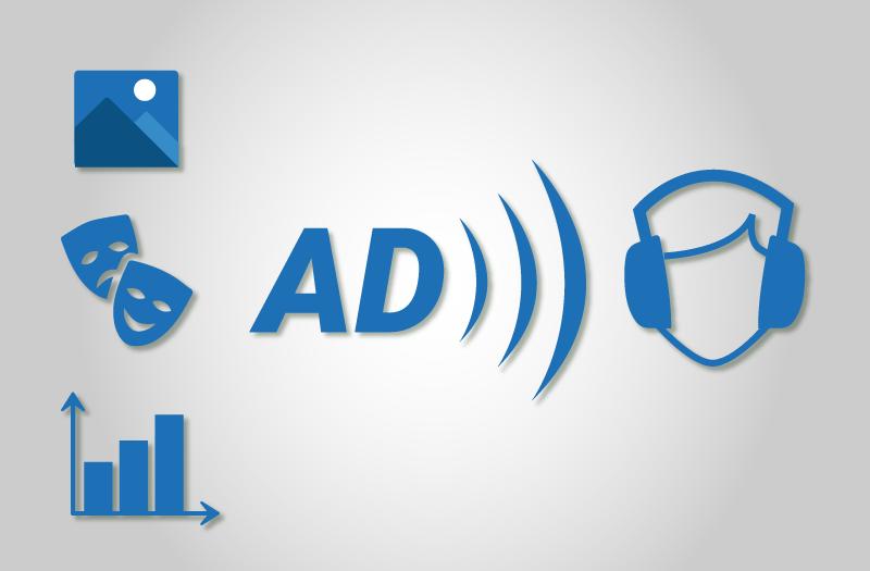 Imagem do curso: Introdução à Audiodescrição
