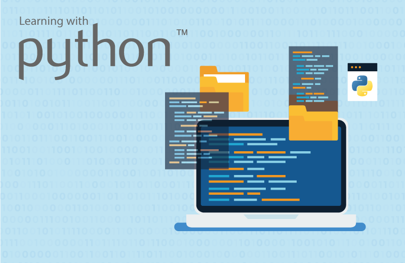 Logo do Curso Learning with Python
