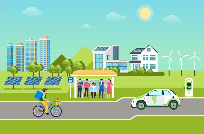 Logo do Curso Elaboração de Plano de Logística Sustentável