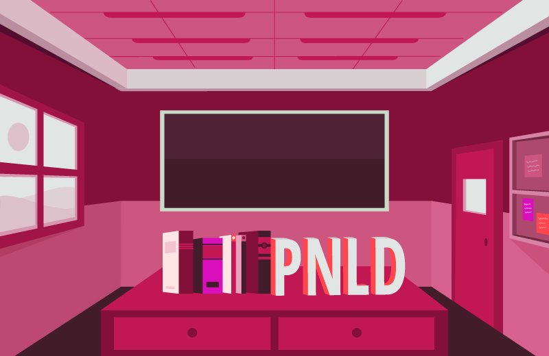 Logo do Curso PNLD Literário