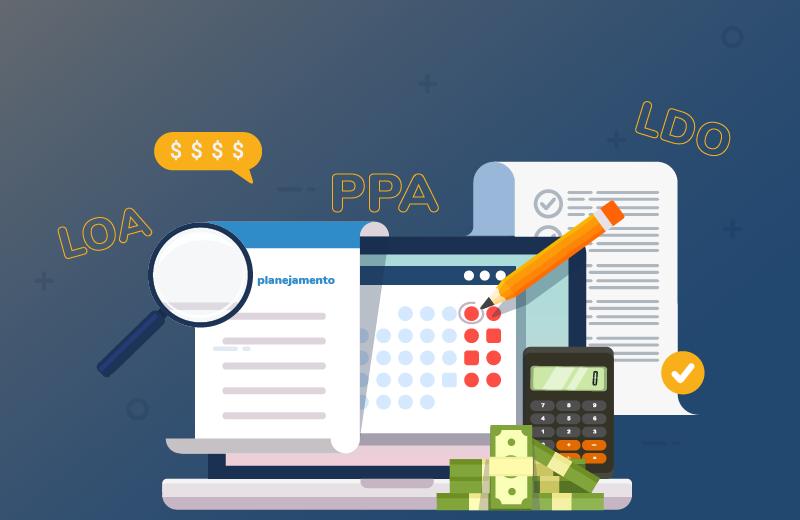 Imagem do curso: Instrumentos de Planejamento: PPA, LDO e LOA