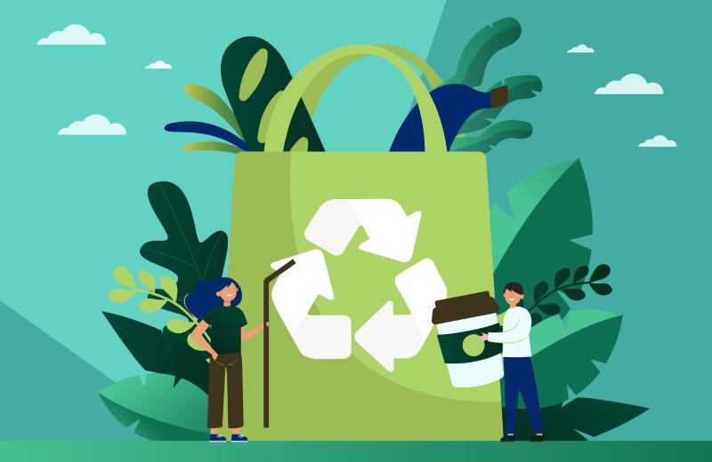 Logo do Curso Rotulagem Ambiental Tipo I: Sustentabilidade e Competitividade para Produtos e Serviços Brasileiros