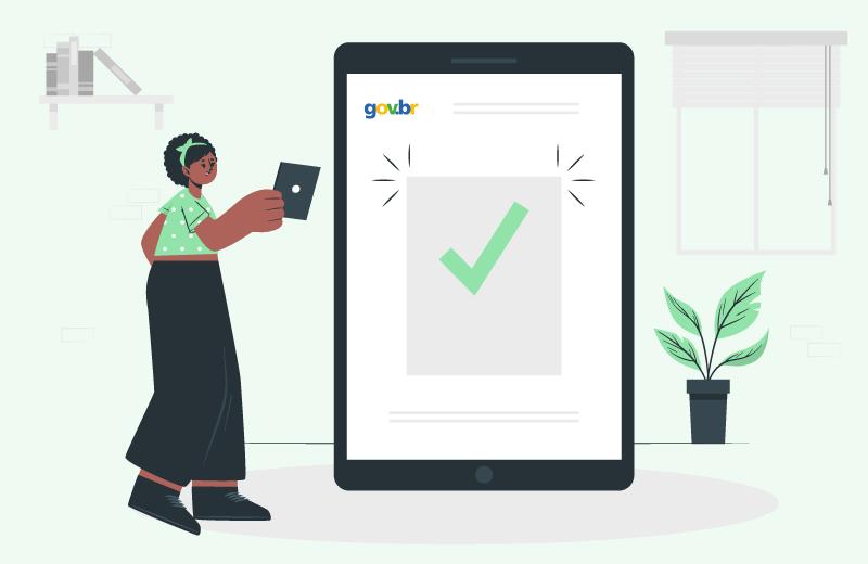 Logo do Curso Cadastro de informações sobre serviços no Portal Gov.br