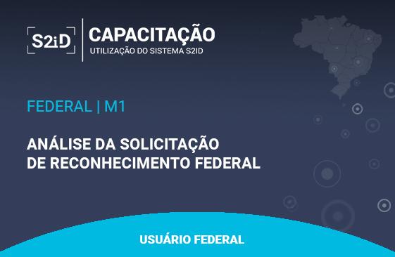 Imagem do curso: Sistema da Defesa Civil: S2ID - Federal - M1 - Análise de Reconhecimento Federal