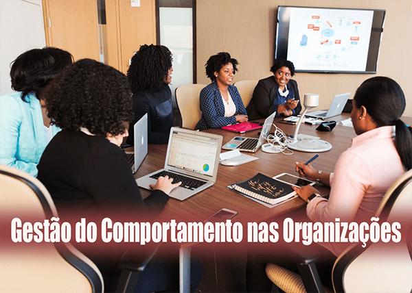 Logo do Curso Gestão de Comportamento nas Organizações