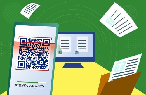 Logo do Programa Por um serviço público mais digital, conectado, aberto e transparente